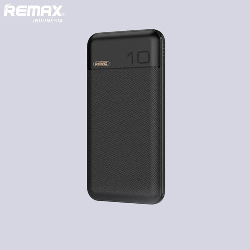 Foto Produk REMAX Qc 3.0 & PD Dual Fast Charging 10000mAh Power Bank RPP-151 - BLACK dari Remax Indonesia Official