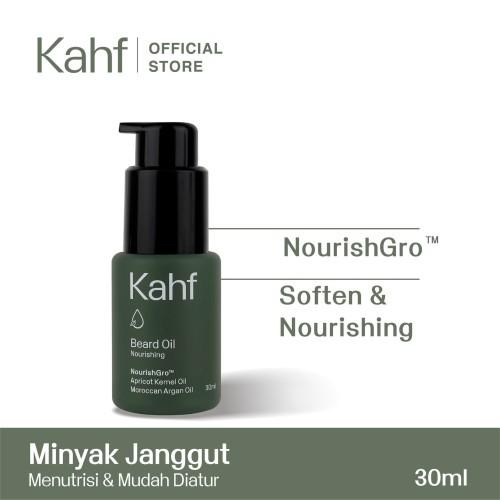 Foto Produk Kahf Nourishing Beard Oil 30 ml dari Kahf Official