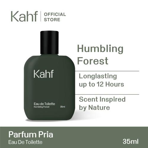 Foto Produk Kahf Humbling Forest Eau de Toilette 35 ml dari Kahf Official