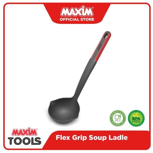 Foto Produk Maxim Tools Soup Ladle Flex Grip dari Maxim Official Store
