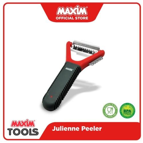 Foto Produk Maxim Tools Julliene Peeler - Parutan Buah / Sayur dari Maxim Official Store