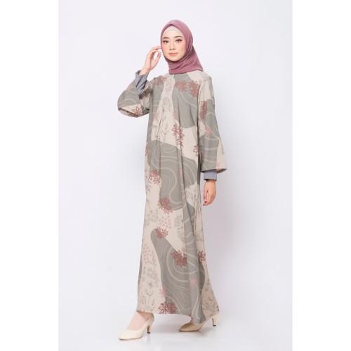 Foto Produk ZM Zaskia Mecca - Luny Cream Dress - Jelita Indonesia - Edisi Maluku - XXL dari Zaskia Mecca Official