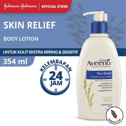 Foto Produk AVEENO Skin Relief Moisturizing Lotion - Losion Pelembab Badan 354 ml dari Johnson & Johnson