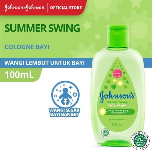 Foto Produk Johnson's Baby Cologne Summer Swing 100ml dari Johnson & Johnson