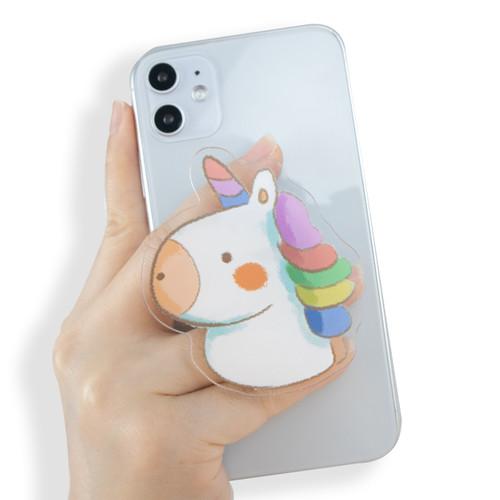 Foto Produk HEWAN - Griptok Akrilik/ Phone Holder/ Phone Stand/ Phone Grip - PSKH-004 dari Kelontong Unik