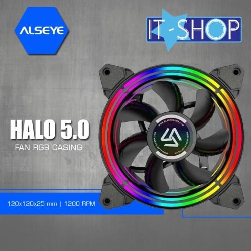 Foto Produk ALSEYE FAN CASE HALO 5.0 H-120 5MR dari IT-SHOP-ONLINE
