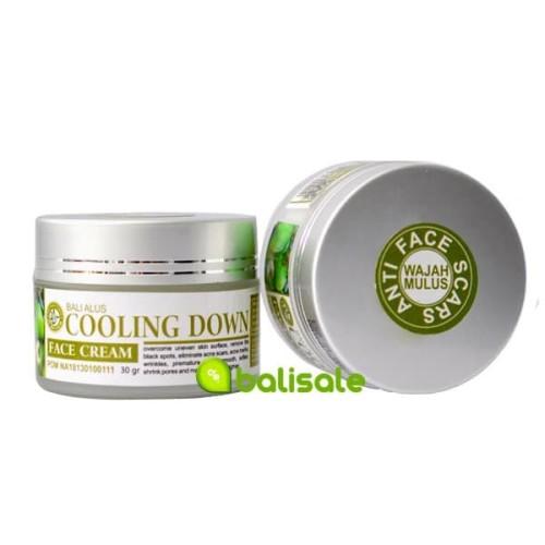 Foto Produk Cooling Down Face Cream Bali Alus dari debalisale