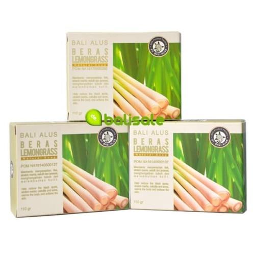Foto Produk Sabun Beras Lemongrass - Bali Alus dari debalisale