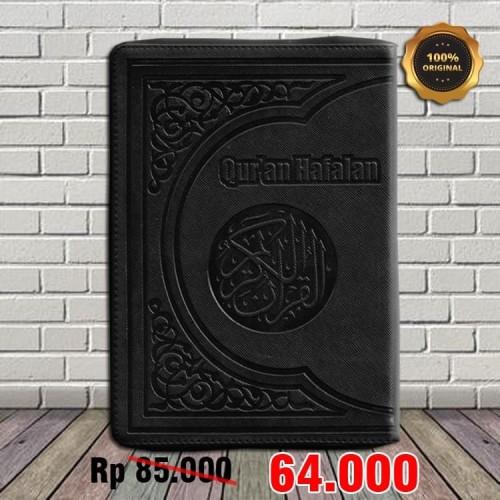 Foto Produk Al-Quran Hafalan Halim Resleting A5 dari Grosir Produk Muslim