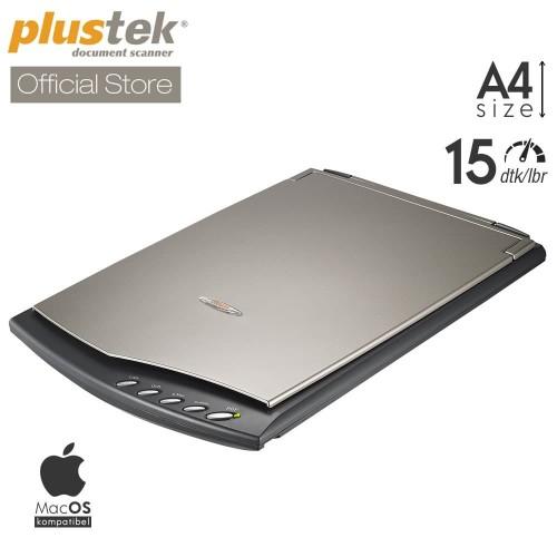 Foto Produk Scanner Plustek OpticSlim 2610 Plus - 15 Detik/lembar (A4) dari Plustek Indonesia