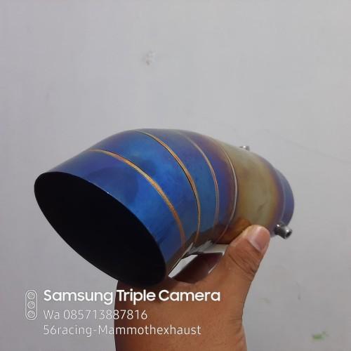 Foto Produk tailpipe innova bensin dan diesel dari bintangbaru800