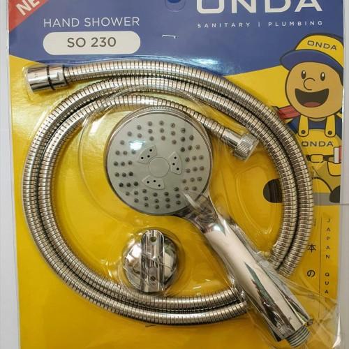 "Foto Produk HAND SHOWER / SHOWER MANDI ONDA SO 230 1/2"" dari TOPJAYA POMPA"