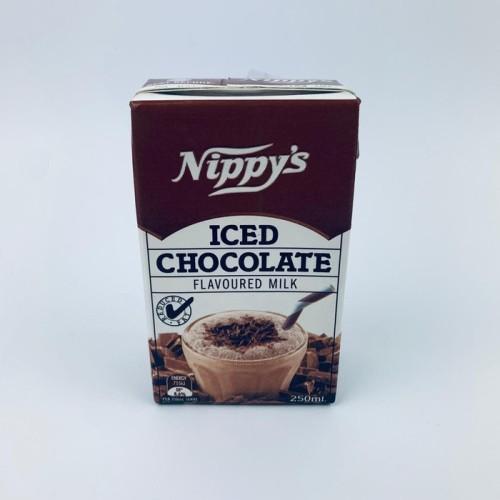 Foto Produk Nippys / Flavoured milk / Iced / Coffee / Chocolate 250ml - Iced Coffee dari Mmmartgrosir