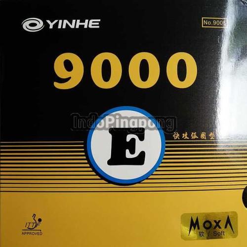 Foto Produk Yinhe 9000 E ~ Rubber Karet - Hitam dari IndoPingpong