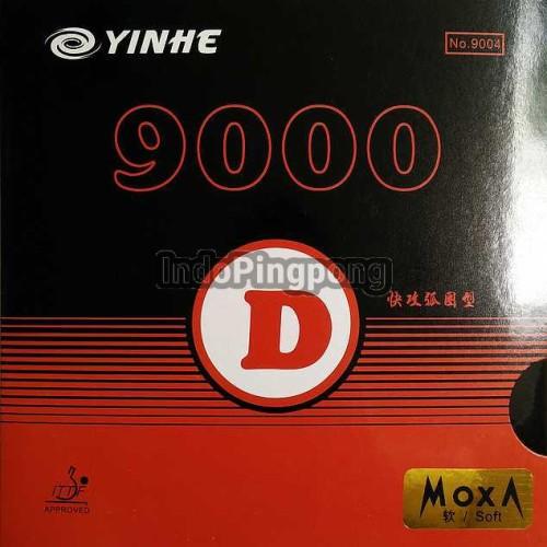 Foto Produk Yinhe 9000 D ~ Rubber Karet - Hitam dari IndoPingpong