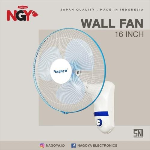 Foto Produk Kipas Angin Dinding NAGOYA (Wall Fan) 16in - NG16WF dari Nagoya Electronics