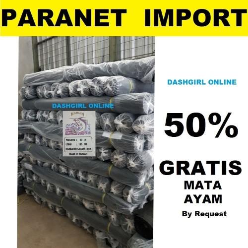 Foto Produk PARANET 50% IMPOR ECERAN MURAH BERKUALITAS / PARANET IMPORT dari dashgirl online