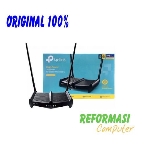 Foto Produk Tp-link 841 HP High power wireless router Bagikan : Networking dari REFORMASI COMPUTER