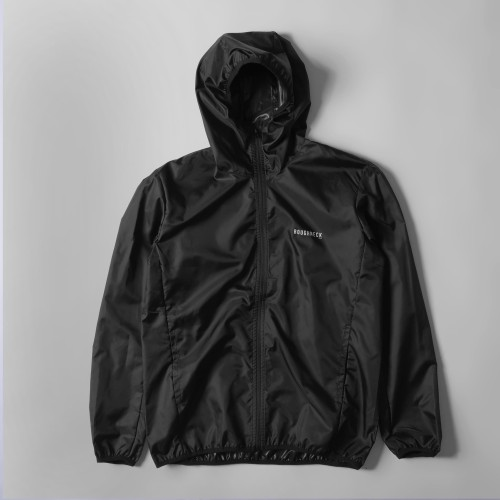 Foto Produk Roughneck RJ001 Black Sig Running Jacket - M dari ROUGHNECK 1991 Official