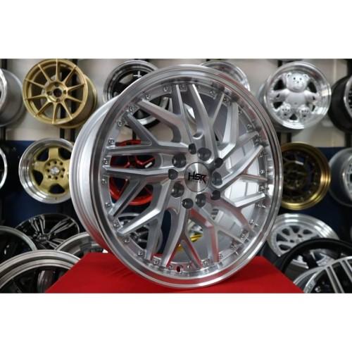 Foto Produk Velg Mobil Ertiga Ring 16 Warna Silver dari HSR Wheel - TKB Warrior Bali