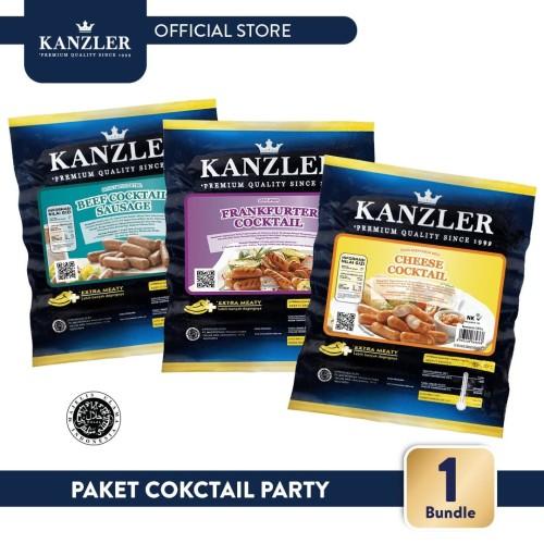 Foto Produk Kanzler Paket Cocktail Party dari Kanzler Official Store