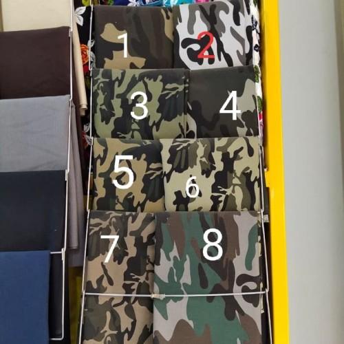 Foto Produk kain loreng / kain corak loreng / loreng dari Putra Nagamas Textile