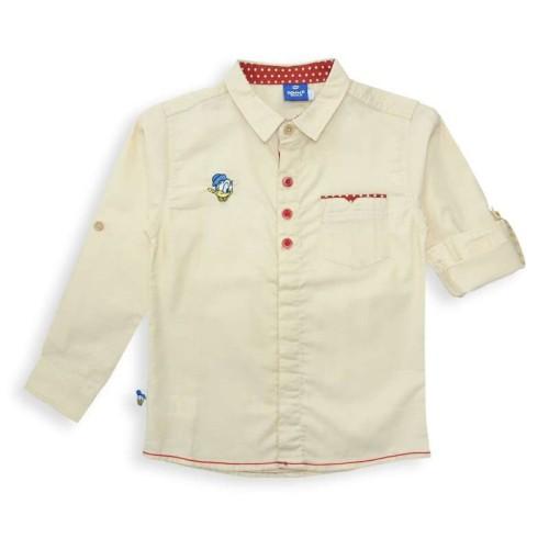 Foto Produk TD - Kemeja Anak Laki-laki - CLASSIC STYLE YE - Cream, 3-4 tahun dari Rodeo Junior