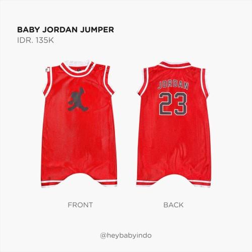 Foto Produk Hey Baby Baby Jordan Jumper Jumper Anak Bayi - 3-6m dari Hey! Baby