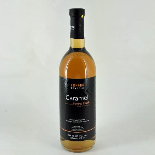 Foto Produk Toffin Caramel Syrup - Sirup Rasa Karamel - 750 ml dari Kopi Jayakarta