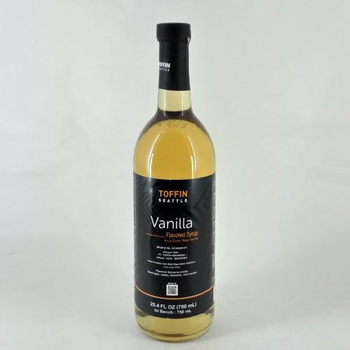 Foto Produk Toffin Vanilla Syrup - Sirup Rasa Vanila - 750 ml dari Kopi Jayakarta