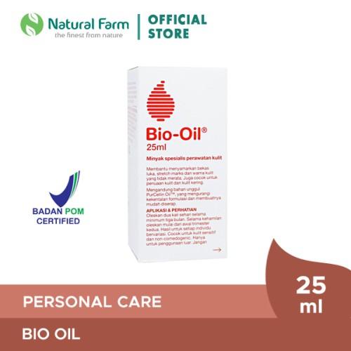 Foto Produk Bio Oil 25Ml dari Natural Farm