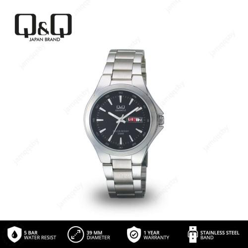 Jual Jam Tangan Q Q Qq Qnq Stainless Besi A164 A164j A164j202y Original Kota Surabaya Q Q Original Watches Sby Tokopedia
