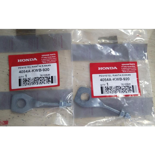 Foto Produk Adjuster R Chain Assy Setelan Rantai Blade Supra X 125 FI 4054AKWB920 dari Part Shop HGP