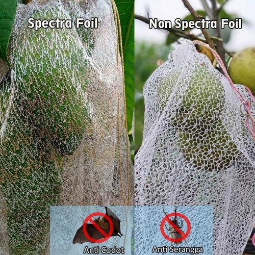 Foto Produk Tas Reusable Fruits Cover / Pelindung Buah - 20 x 25 cm (Perpiece) dari Toko Brukat