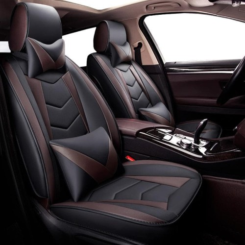 Foto Produk Cover /sarung mbtech jok mobil innova reborn type Q + bantal stir dari Cover Interior Cars