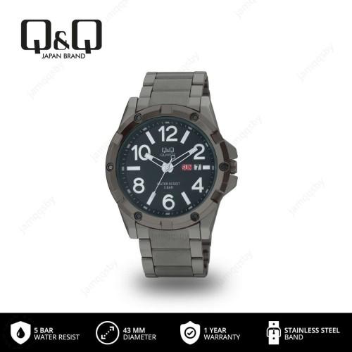Jual Jam Tangan Q Q Qq Qnq Stainless Besi A150 A150j A150j405y Original Kota Surabaya Q Q Original Watches Sby Tokopedia