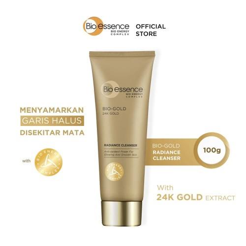 Foto Produk Bio Essence Bio-Gold Radiant Cleanser 100 Gr dari BioEssence Official