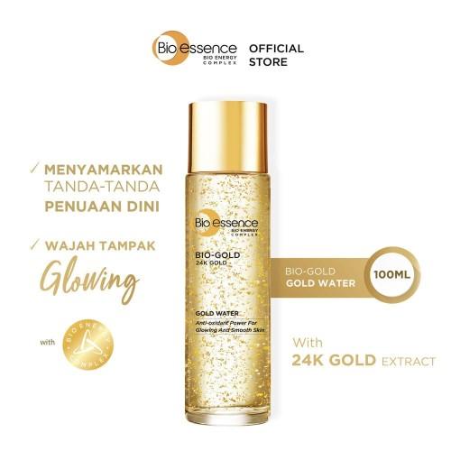 Foto Produk Bio Essence Bio-Gold Gold Water 100 Ml dari BioEssence Official