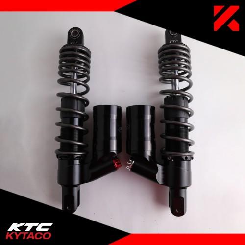 Foto Produk Shock Absorber Adjustable NMAX TB-07 330mm KTC KYTACO dari KTC KYTACO