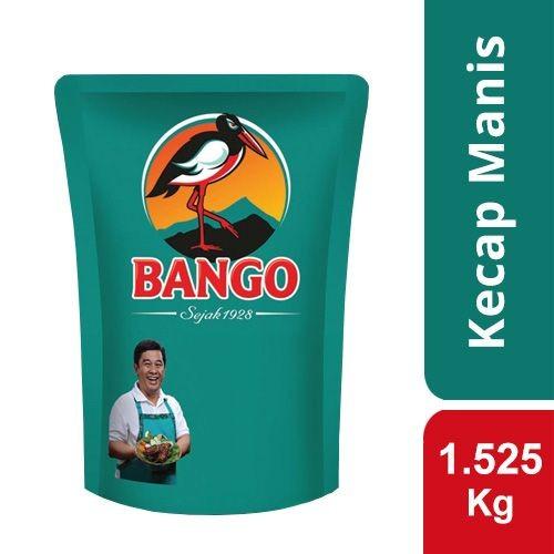 Foto Produk Bango Kecap Manis Pouch 1.52Kg dari Unilever Food Solution