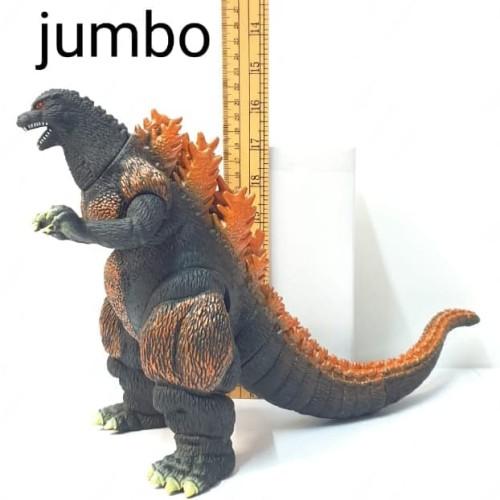 Foto Produk Action Figure Godzilla Burning Jumbo monster Kaiju PVC Vinyl 28 cm dari CABE CABEAN5