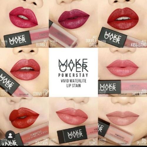 Foto Produk Make Over Powerstay Vivid Lip Stain - A01 BUMBLE dari Whinara Shop - Kosmetik dan Pelaratan Rumah Tangga Surabaya