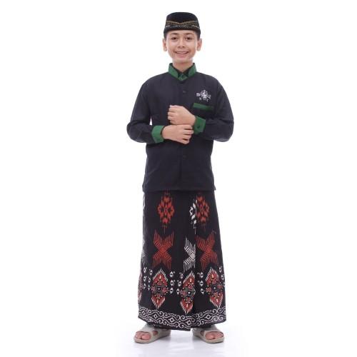 Foto Produk Baju Koko NU anak terbaru Kemeja anak Kombinasi busana anak laki-laki dari Rissoli Griya fashion modern