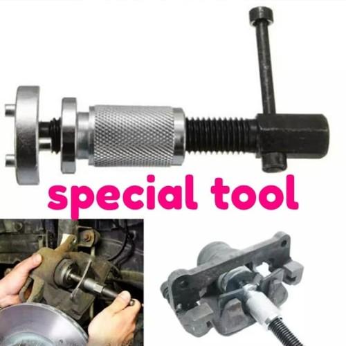 Foto Produk Special Tool penekan piston caliper rem cakram / disc pad dari SPECIAL TOOL