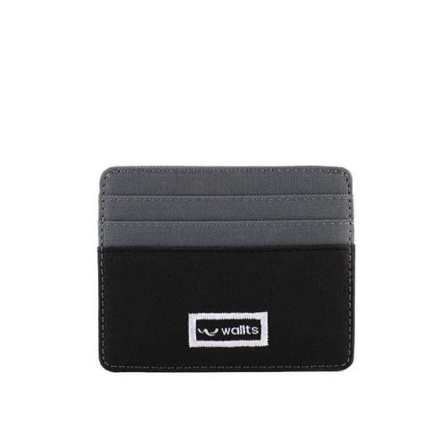 Foto Produk Dompet Kartu Cardholder - Fringe Black-Charcoal dari Wallts Wallet Goods