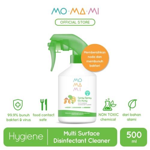 Foto Produk Momami Spray-spray Go Away Multisurface Cleaner Spray 500m dari momami_id