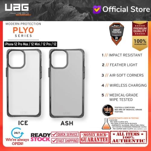 Foto Produk Case iPhone 12 Pro Max / Pro / 12 Mini Urban Armor Gear UAG PLYO - iPhone 12 Mini, ASH dari UAG OFFICIAL INDONESIA