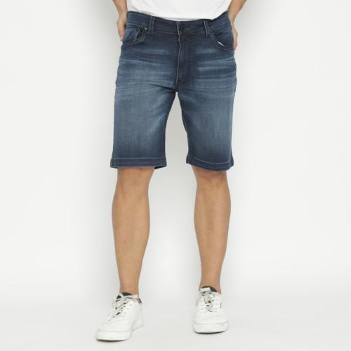 Foto Produk Papperdine 2160 Indigo Short Celana Pendek Jeans Pria - 32 dari Papperdine Jeans