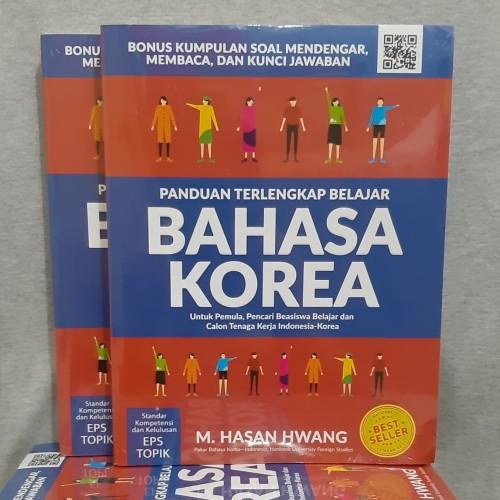 Foto Produk Buku Panduan Terlengkap Belajar Bahasa Korea dari Astuti-shop