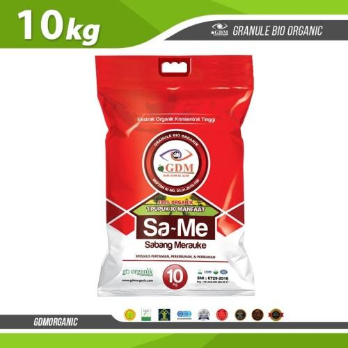 Foto Produk Granule Bio Organik GDM SAME Pupuk Padat Tanaman dari GDM Official Store